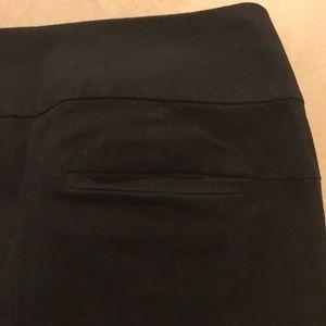 Loft Marisa straight dress pants